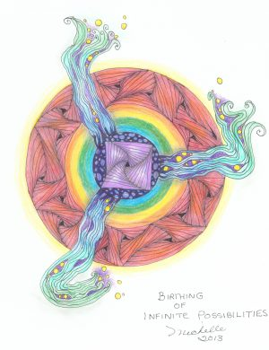 Birthing of Infinite Possibiites